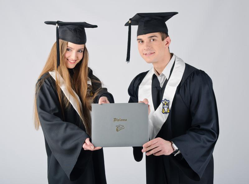 как оформляется дипломная работа пример